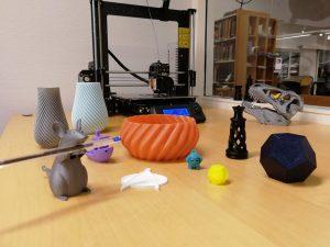 Vinterferien: 3D-design med Vizo | Påmelding @ Sola bibliotek, Utstillingssalen