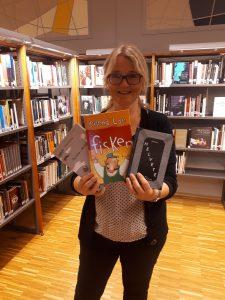 Litterær lunsj: Erlend Loe – 50 år og til helvete @ Time bibliotek | Rogaland | Norge