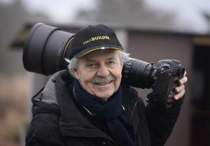 Laurdagstimen: Eit liv med fotoapparatet @ Time bibliotek