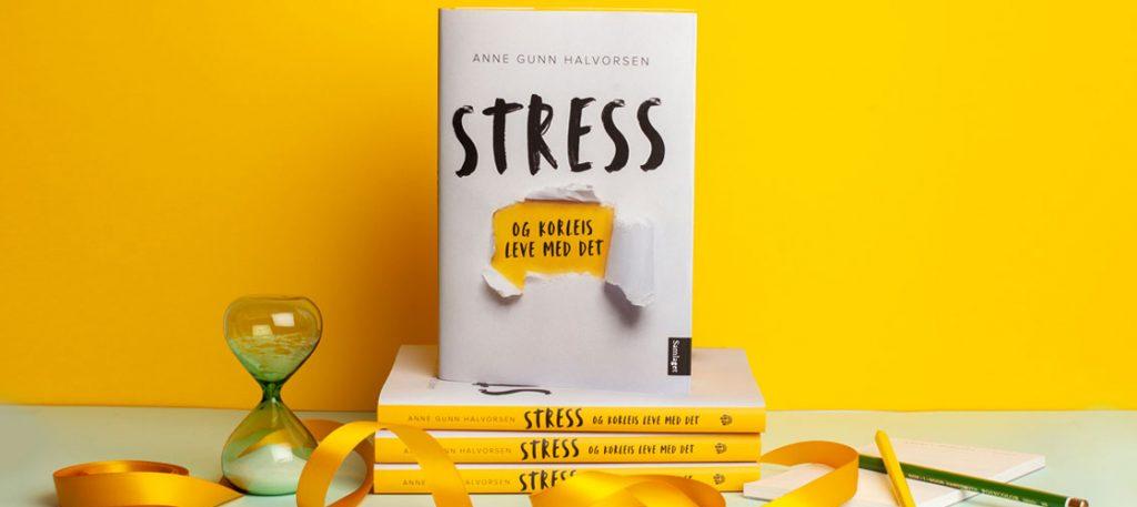 Bilde av boka Stress og korleis leva med det