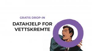 Datahjelp for vettskremte - gratis drop-in @ Sola bibliotek - lesesalen