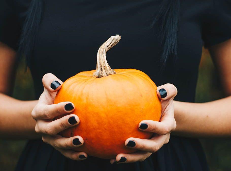 Grøss og gru til halloween