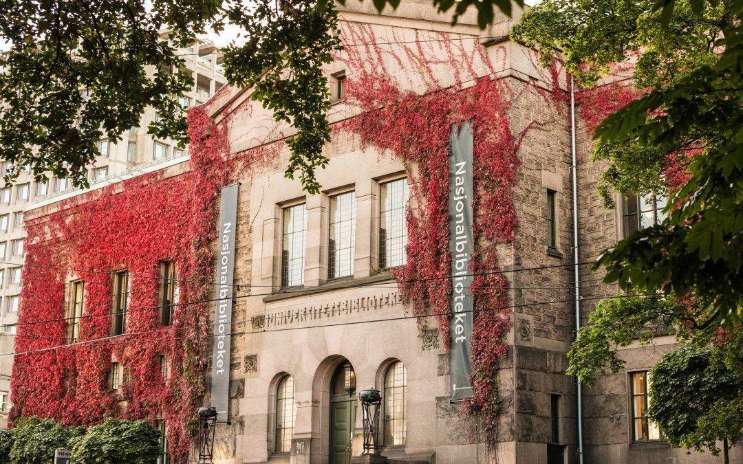 Hva driver egentlig Nasjonalbiblioteket med?